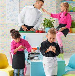 Gyerek szakácsruha