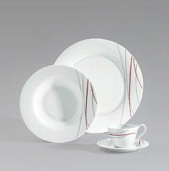 Porcelán készlet PALLAIS díszítéssel