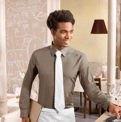 Férfi felszolgáló ingek