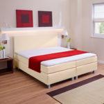 Hotel ágyak és ágyrácsok