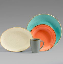 Porcelán készlet SIDINA