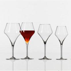 Kristály pohárkészlet SOCIETY