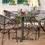 Kültéri asztallábak