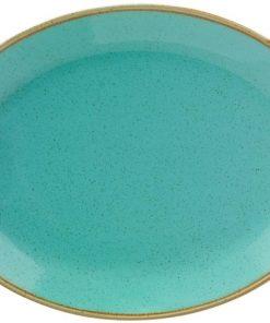 Ovális tányér Sidina 31x23,5cm