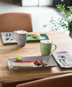 Hosszúkás tányér Palana