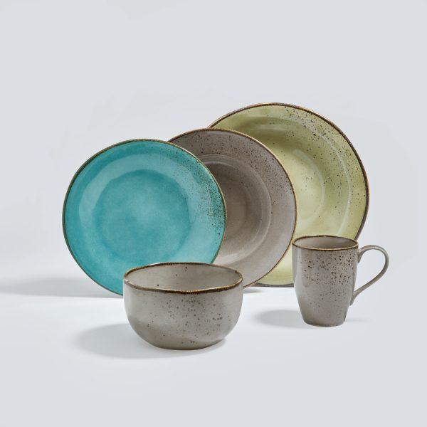 Mintaszett - porcelán készlet Palana