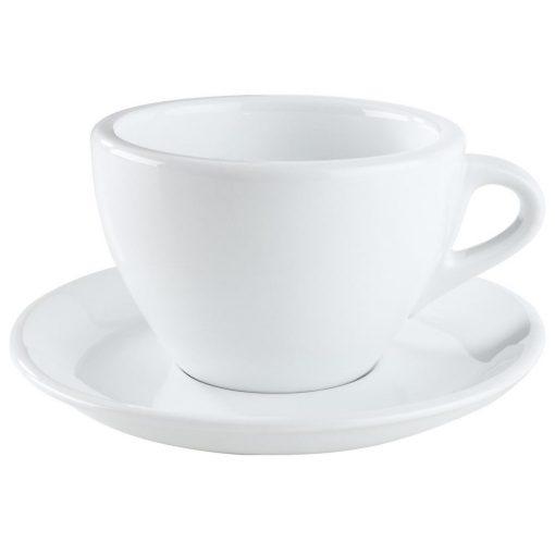 Cappuccinos csészealj Nissa / Bögre csészealj Cui Ø15.5 cm