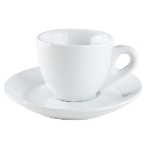 Eszpresszó csészealj Nissa Ø12cm