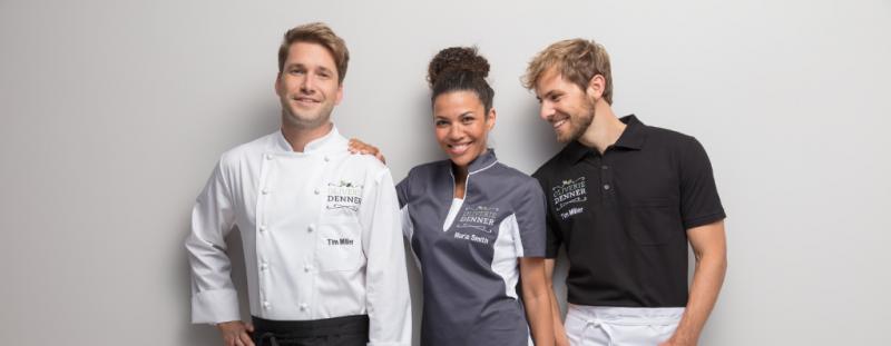 Profi szakácsruha webshop
