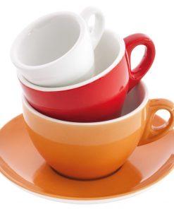 kávéscsésze, színes kávéscsésze, vastagfalú kávéscsésze, porcelán kávéscsésze, minőséges kávéscsésze, strapabíró kávéscsésze, vendéglátóipari porcelán, kávéskészlet, porcelán kávéskészlet