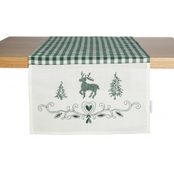 Asztali futó Chatelete 40x130cm