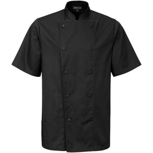 Férfi szakácskabát Emil rövid ujjú