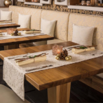 Asztalterítő garnitúra Salamanca