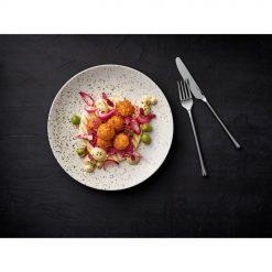 Lapos tányér Alessia