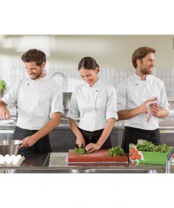 férfi szakácskabát, rövid ujjú szakácskabát, hosszú ujjú szakácskabát, férfi rövid ujjú szakácskabát, férfi hosszú ujjú szakácskabát, patentos kapcsolású szakácskabát, rejtett patentos kapcsolású szakácskabát, szakács munkaruha, szakács munkaruházat, konyha munkaruha, konyha munkaruházat, funkciós szakácskabát, funkciós szakács munkaruha, funkciós szakács munkaruházat, modern szakácskabát