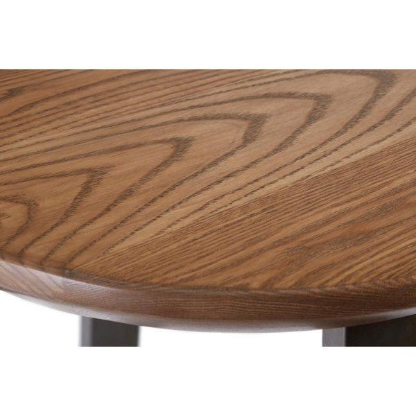 Bárszék Metalio fa ülőrésszel