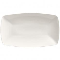 Hosszúkás tányér Quadrati