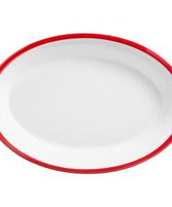 Ovális tányér Luni