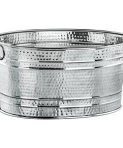 Pezsgőhűtő tál Pacific ezüst