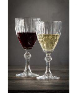Vörösboros pohár Diara