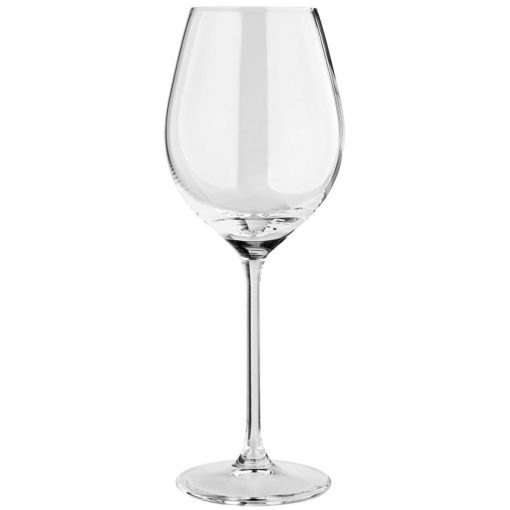 Fehérboros pohár Grazia töltésszint jelzővel 0.1l