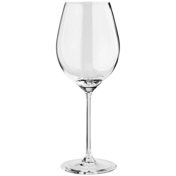Vörösboros pohár Grazia töltésszint jelzővel 0.2l
