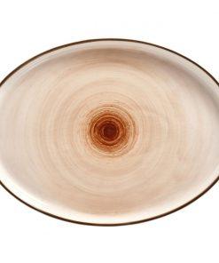 Ovális tányér Limaro