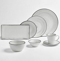 Porcelán készlet FUNGIO