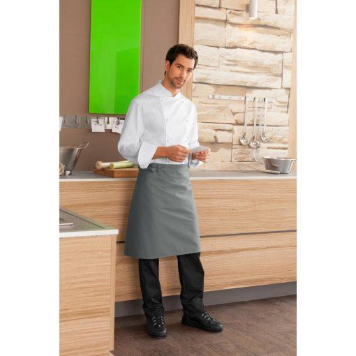Férfi szakácskabát Paolo hosszú ujjú