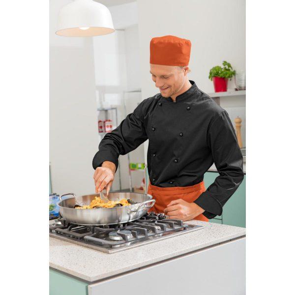 Hálós szakácssapka Scull