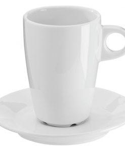 Eszpresszó csészealj Bistro