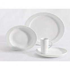 Lapos tányér Soreno