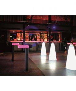 Világító Bárasztal Luminar