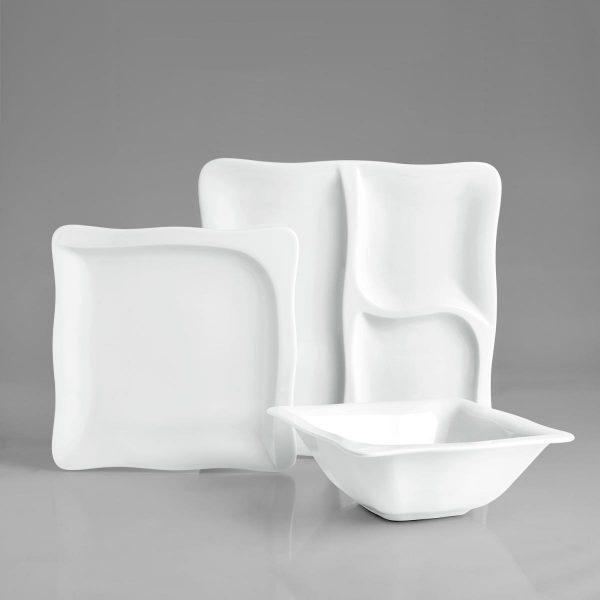 Lapos tányér Yuma