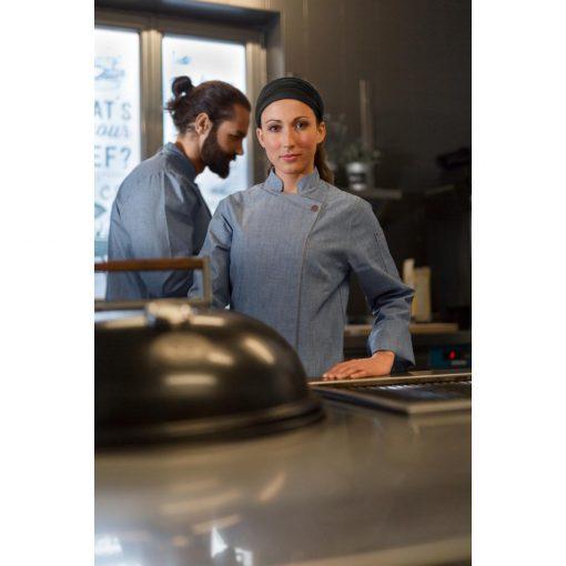 Női szakácskabát Scott hosszú ujjú