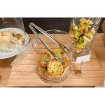 Saláta csipesz Carving