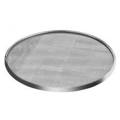 Rozsdamentes acél szita 4 cserélhető betéttel