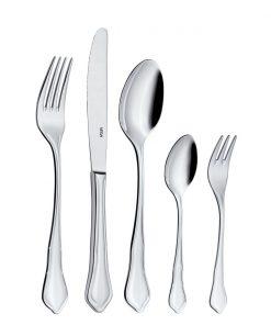Menü kés Chippendale
