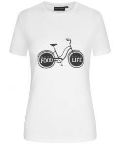 Női póló Bike