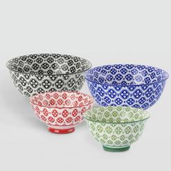 Porcelán tál készlet GRETJE