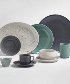 Porcelán készlet ALESSIA